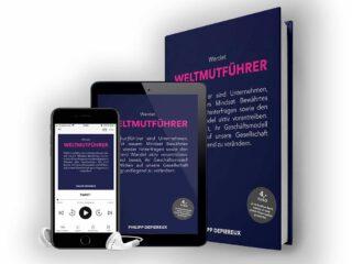 """""""Weltmutführer – Hörbuch von Philipp Depiereux"""""""